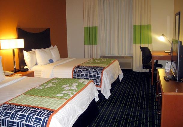 Fairfield Inn by Marriott Kankakee Bourbonnais image 3