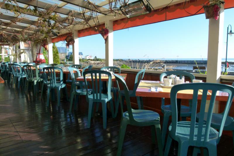 Café Bistro l'Anse aux Coques
