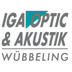 Logo von IGA OPTIC + Akustik IGA Wübbeling