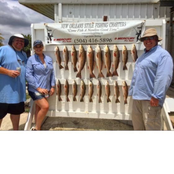 New Orleans Style Fishing Charters LLC image 81