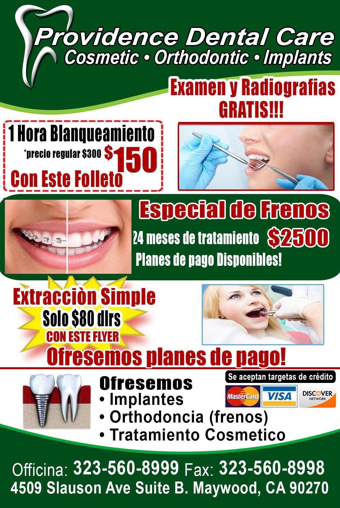 Providence Dental Care image 1
