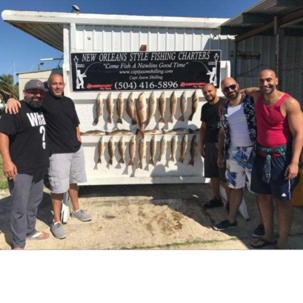 New Orleans Style Fishing Charters LLC image 11