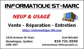 Informatique St-Marc