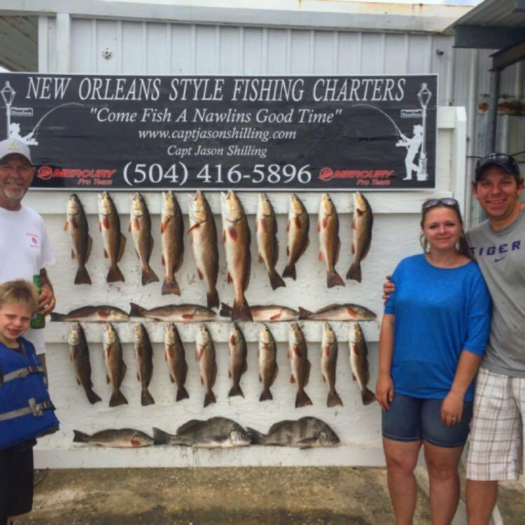 New Orleans Style Fishing Charters LLC image 60