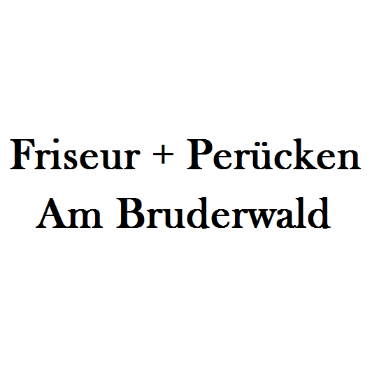 Logo von Friseur + Perücken Am Bruderwald