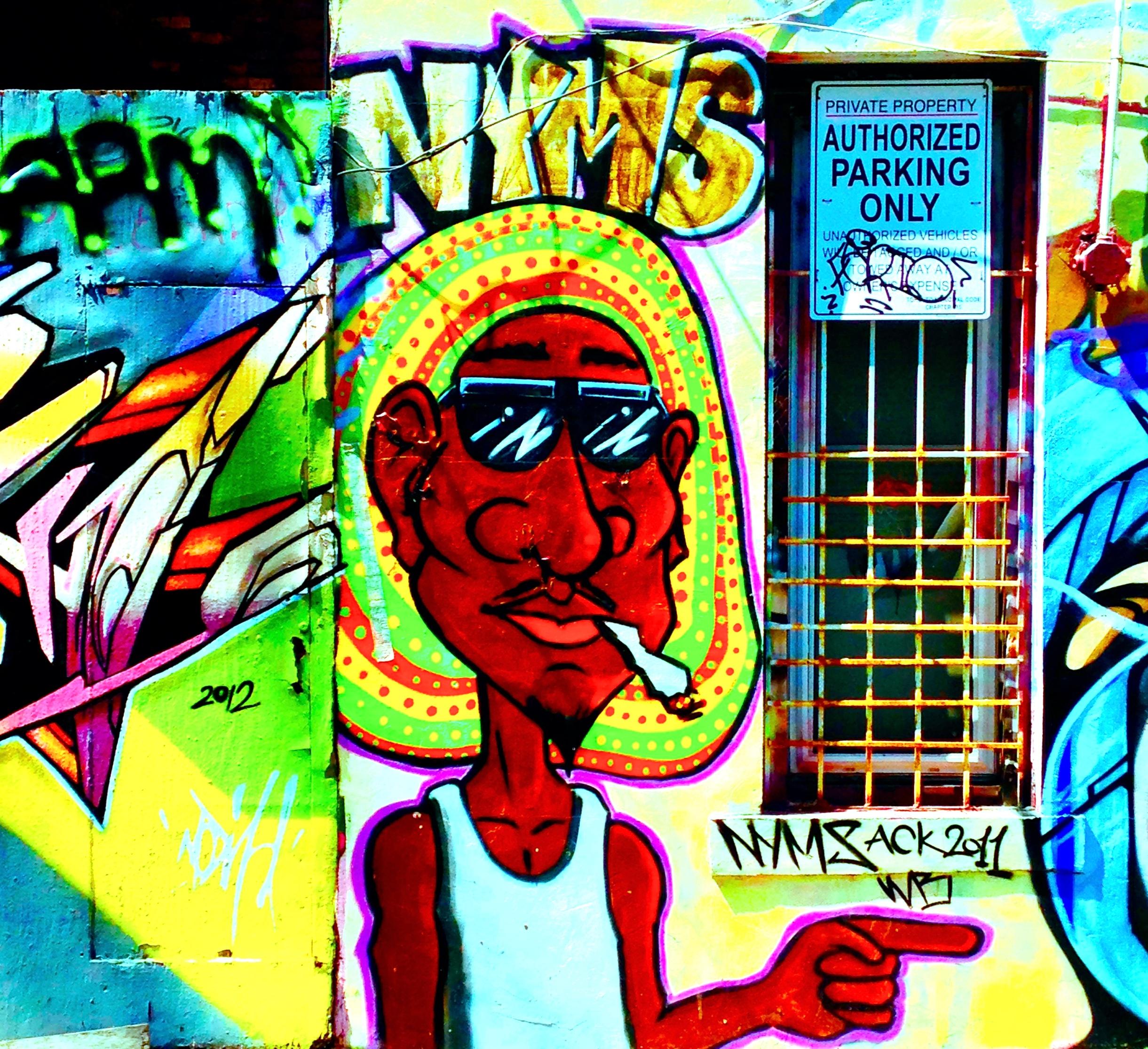 Golden Boy Graffiti image 3