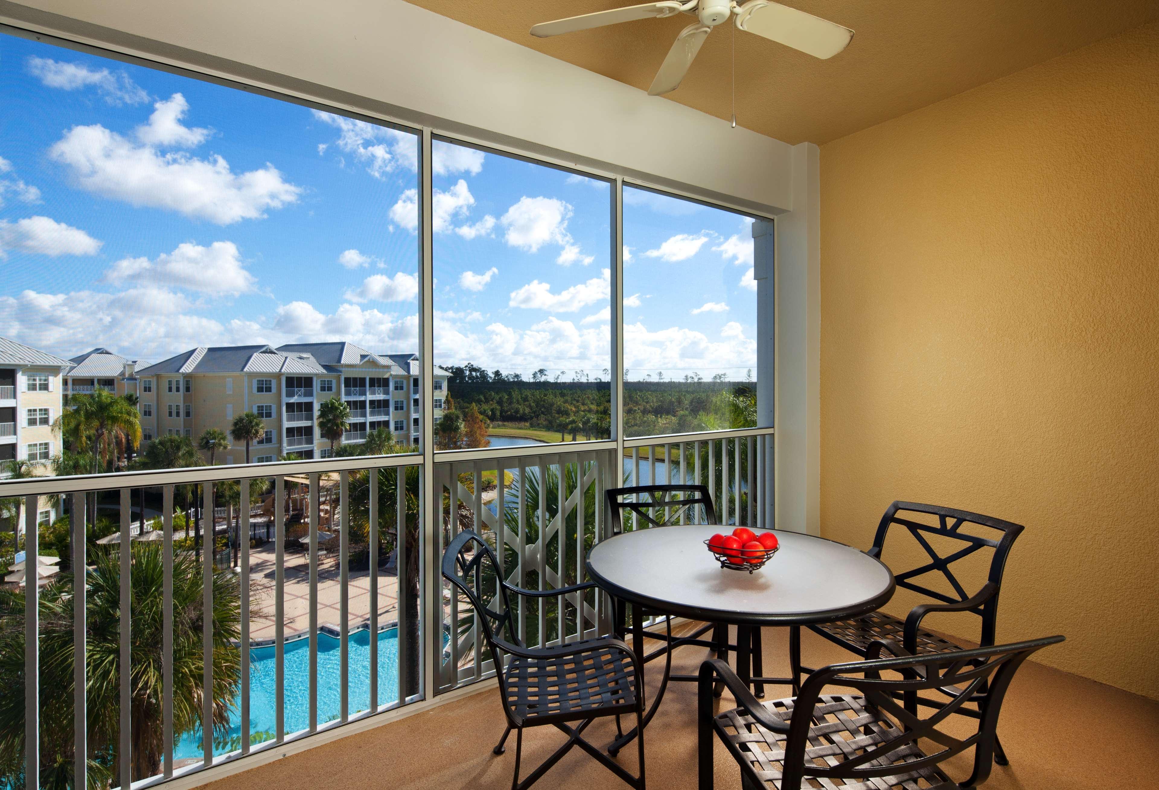 Balcony View - Key West Phase Villa.