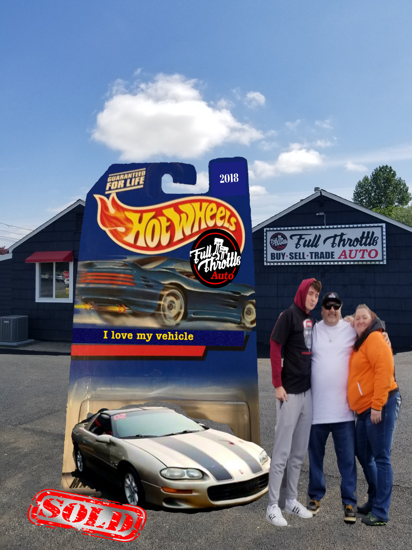 Full Throttle Auto Sales image 4