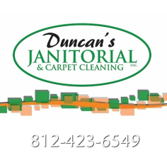 Duncan's Janitorial & Carpet Cleaning Inc.