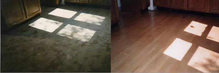 Cumberland Hardwood Floors