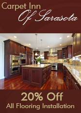 Carpet Inn Of Sarasota Hardwood Tile Carpet Flooring In