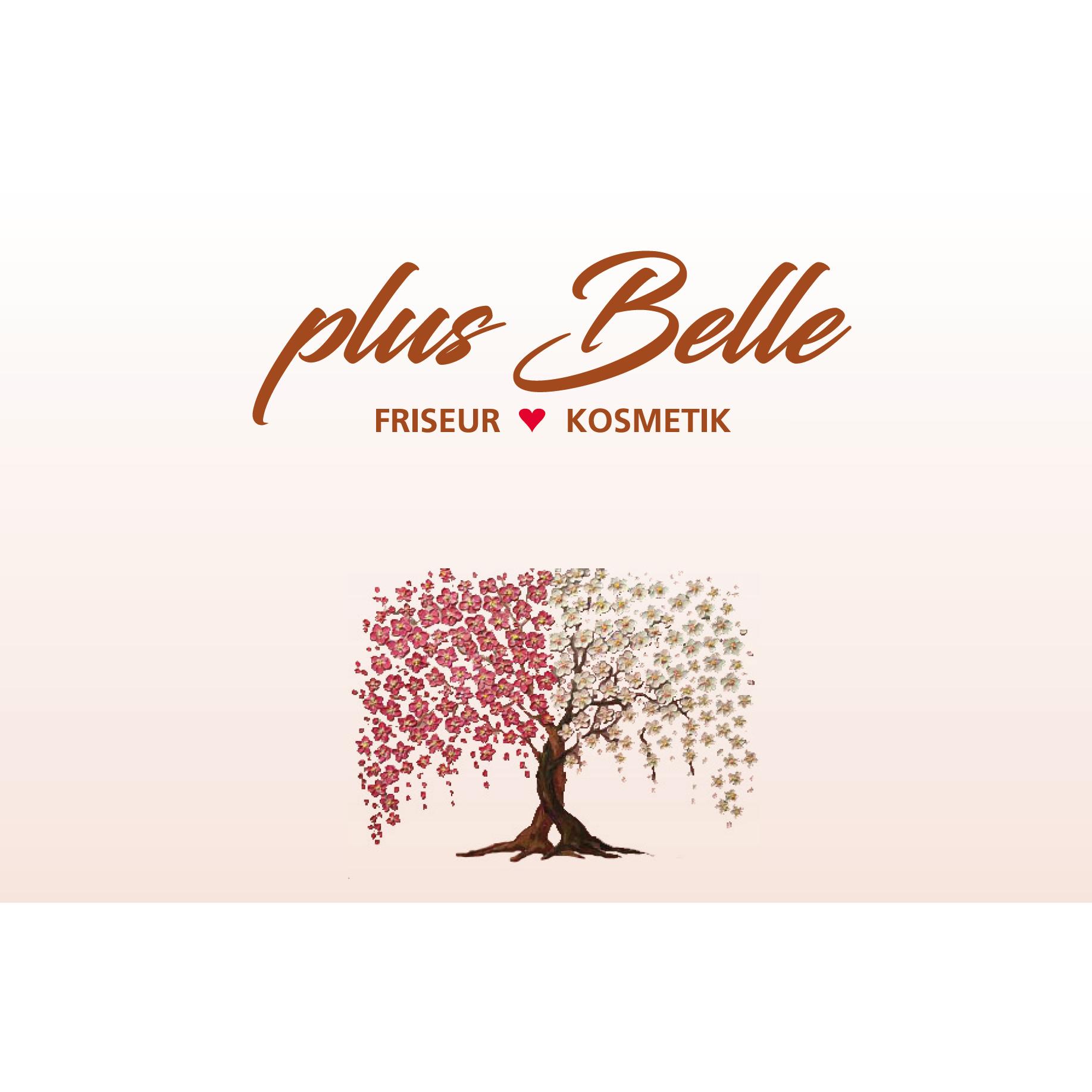 Logo von Plus Belle Friseur und Kosmetik