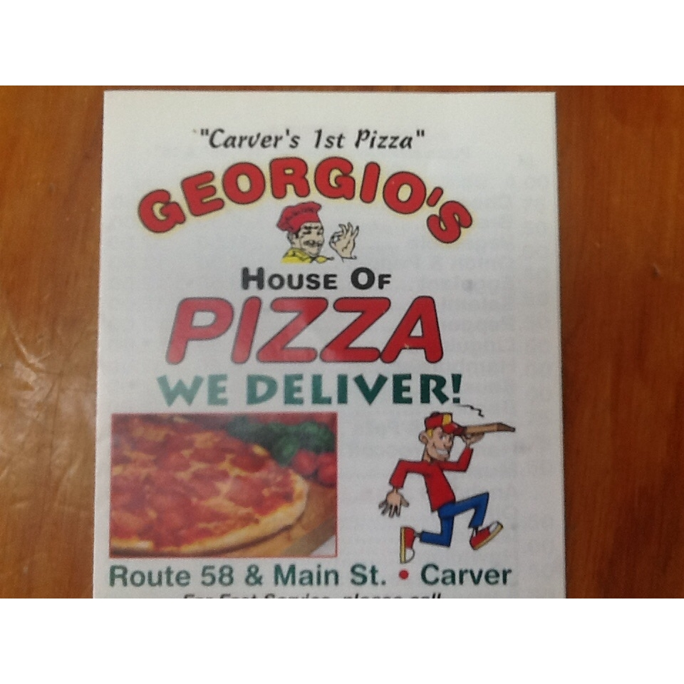 Georgios coupons