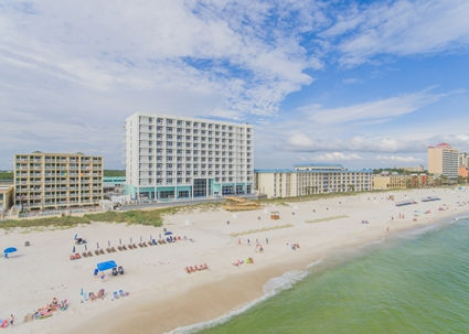 Hampton Inn & Suites Panama City Beach-Beachfront image 0