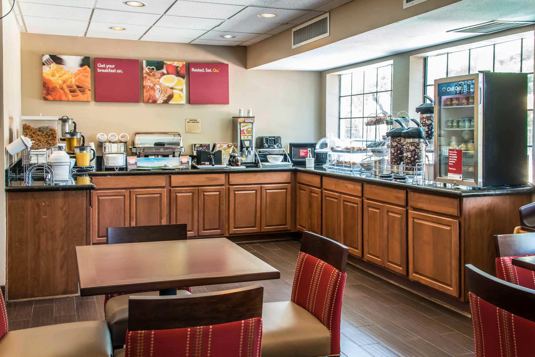 Comfort Suites Round Rock - Austin North I-35 image 8