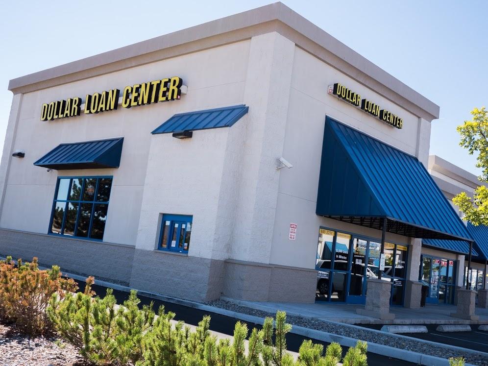 Reno loan centers