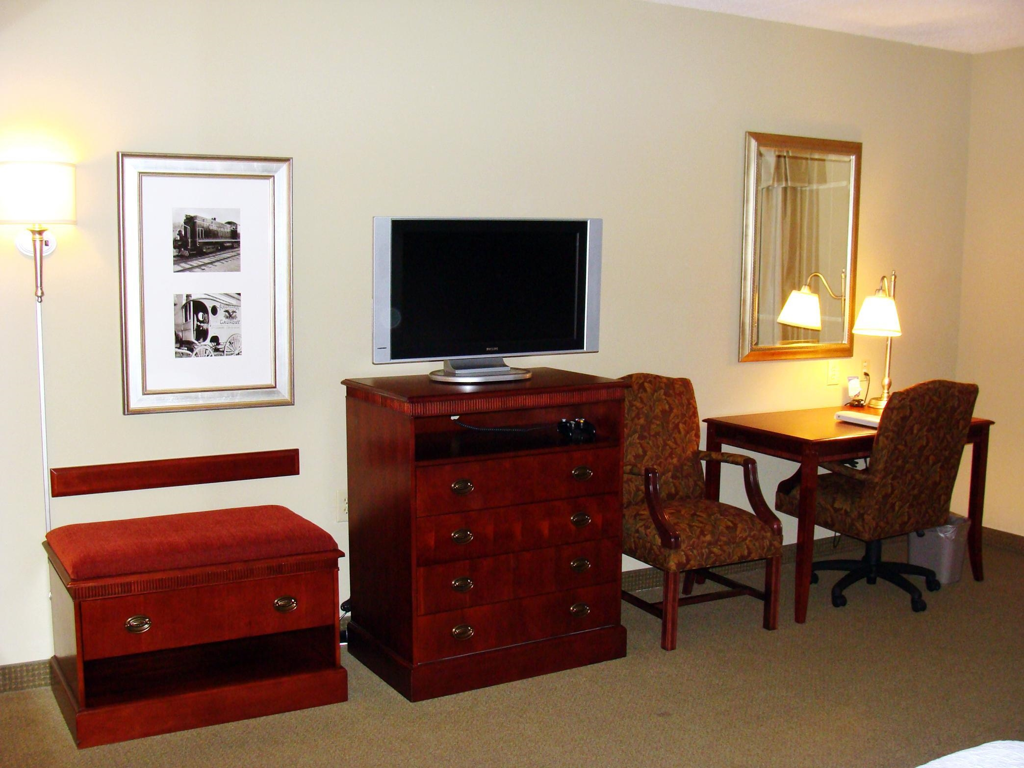 Two Queen Accessible Bedroom