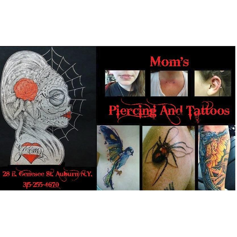 Mom's Piercing And Tattoos