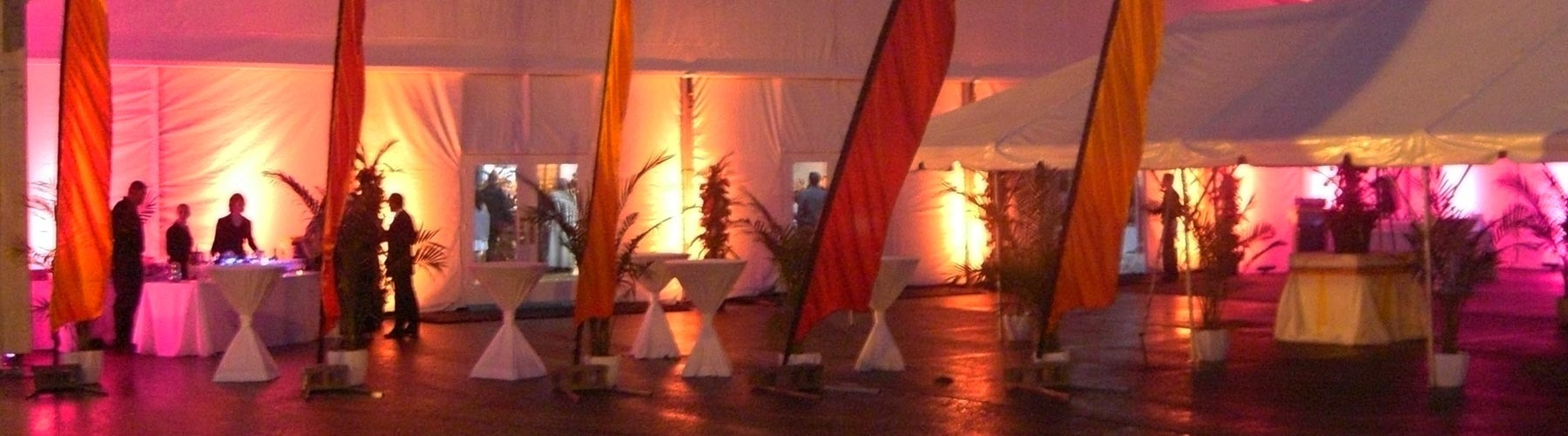 Clear Span Tent Rentals - American Pavilion image 1