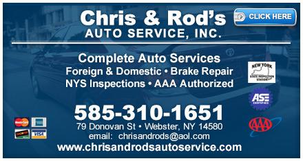 Chris & Rod's Auto Service, Inc image 0