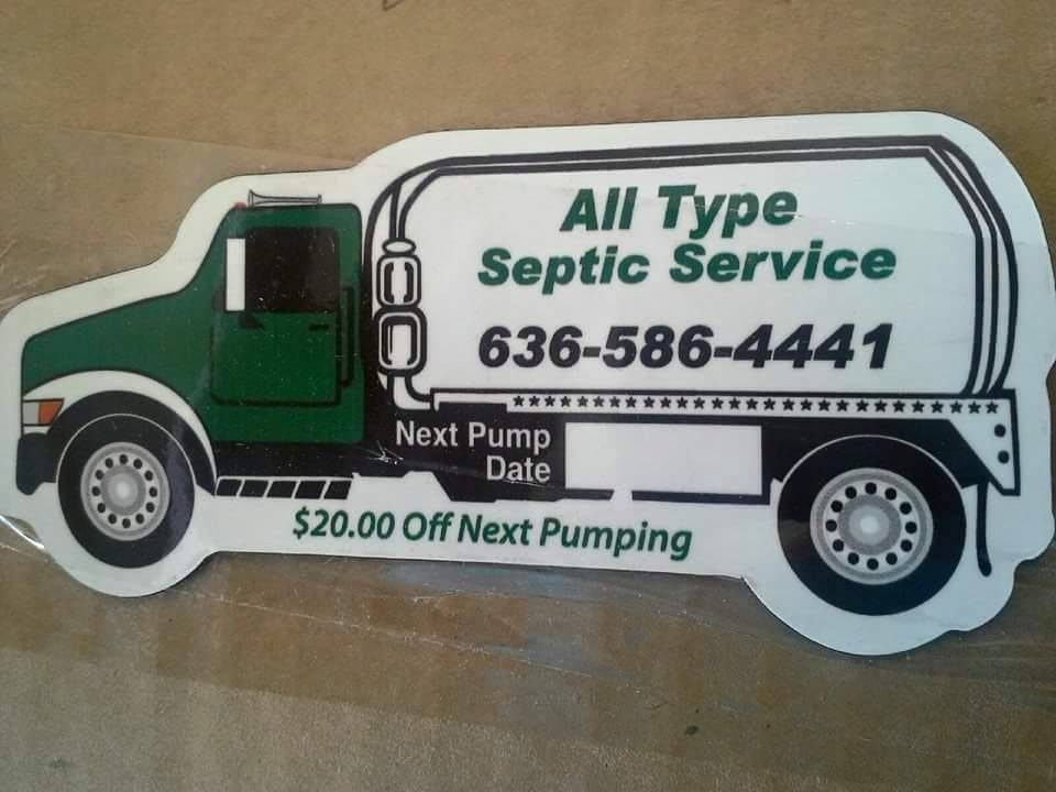 All Type Septic Pumping & Aeration Service LLC image 5