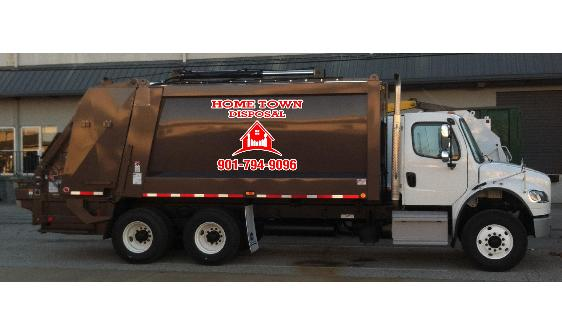 Home Town Disposal, LLC image 0