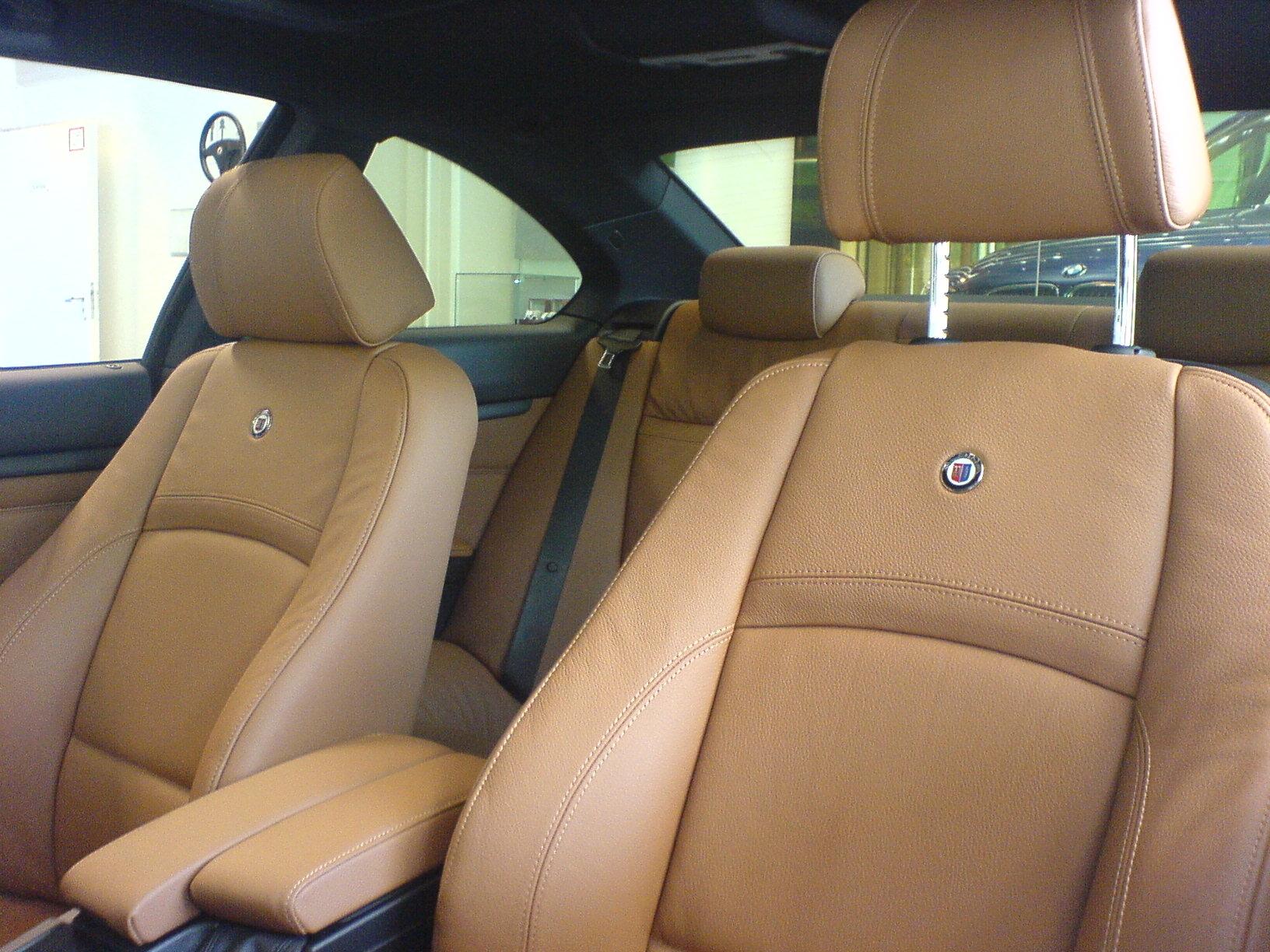 Dale's Auto Upholstery Centre in Medicine Hat: BMW auto seats
