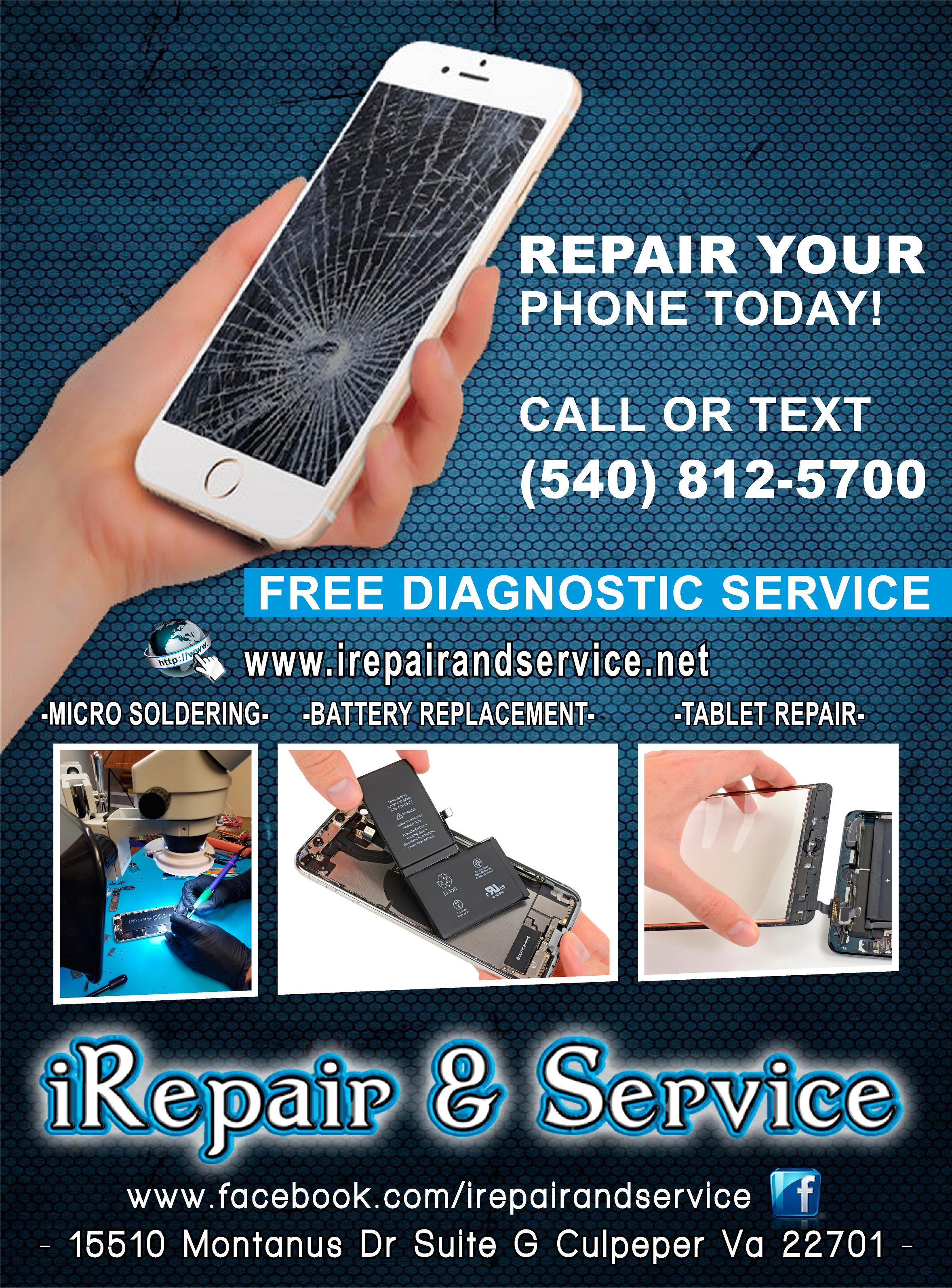 iRepair & Service inc image 2