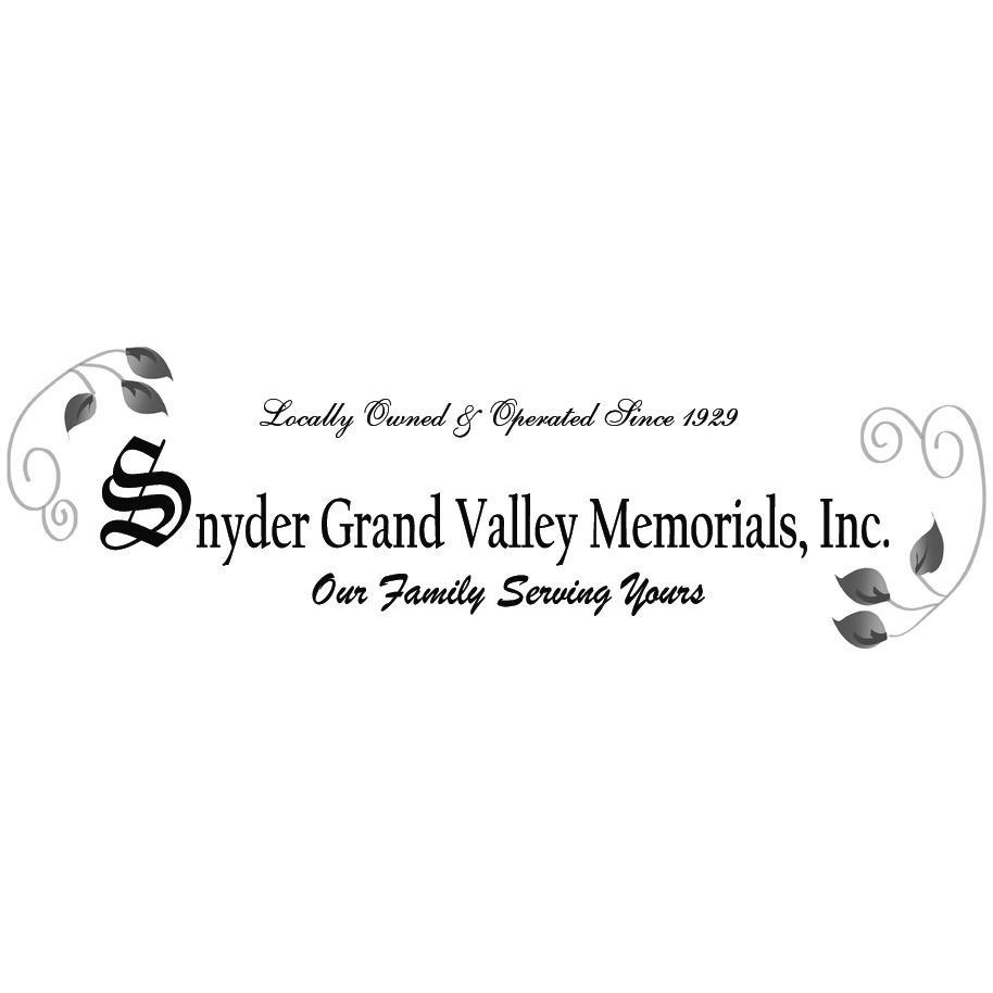 Snyder-Grand Valley Memorials Inc image 0