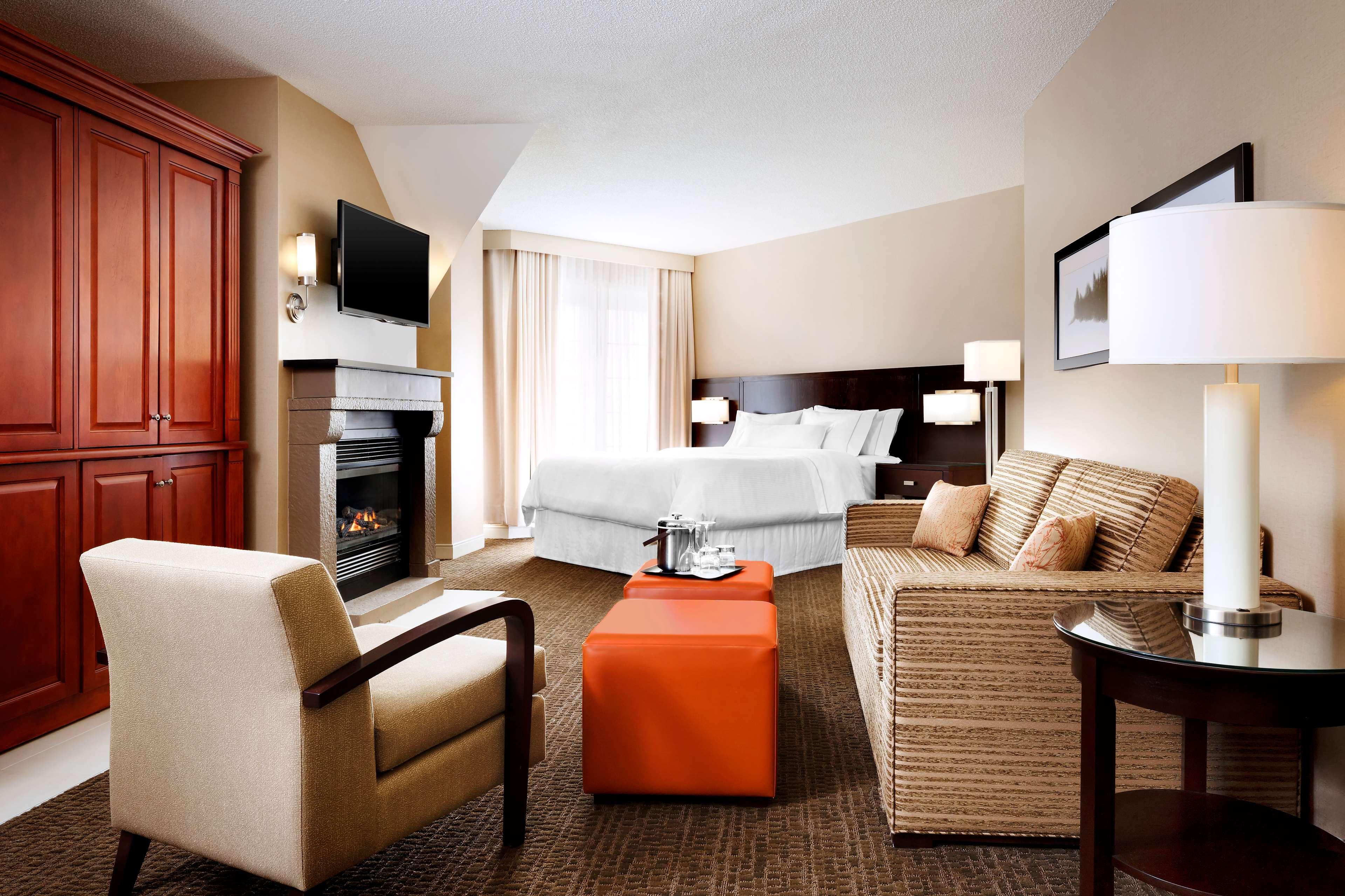 Le Westin Resort & Spa, Tremblant, Quebec à Mont Tremblant: Deluxe Hotel Room