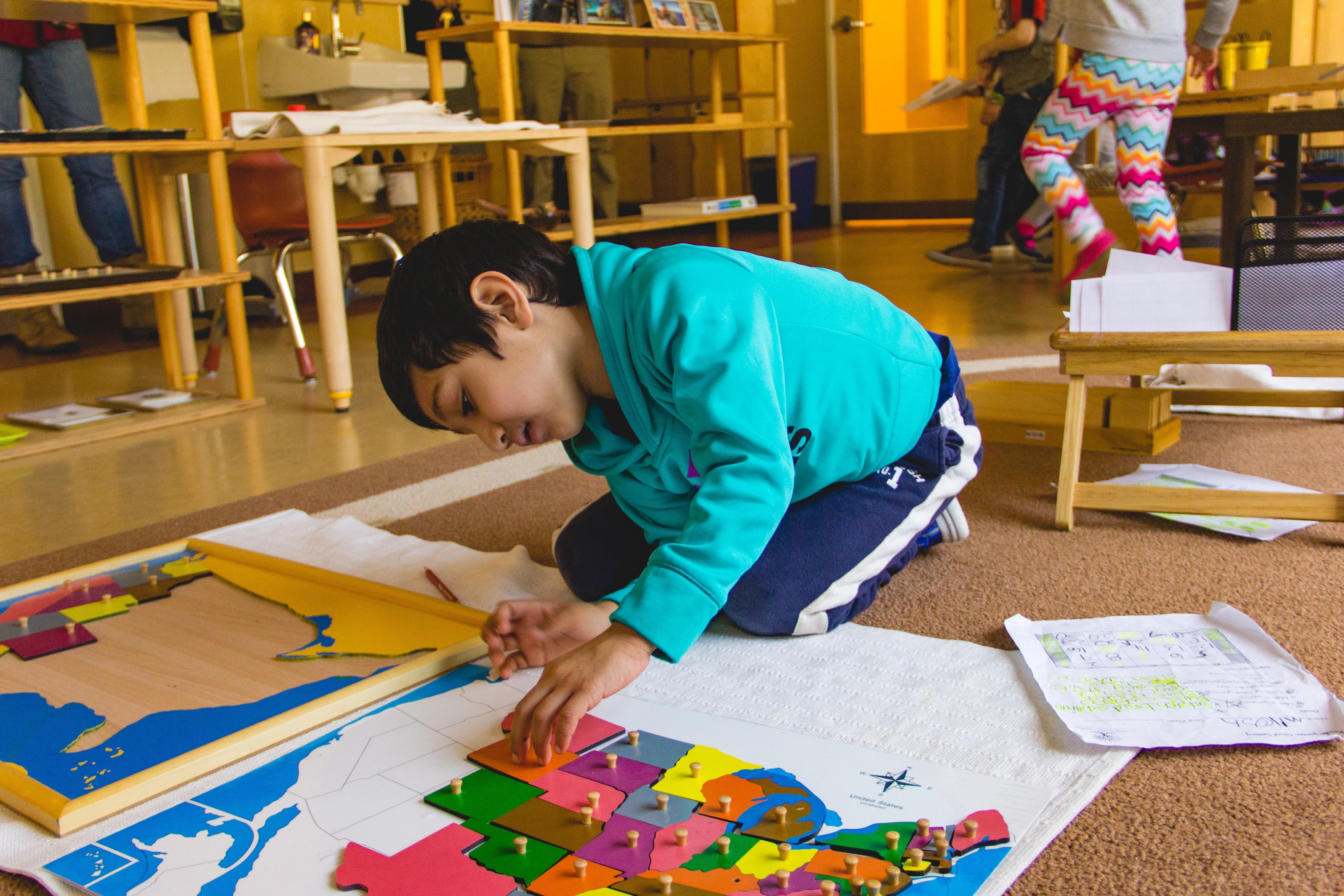 Living Montessori Education Community