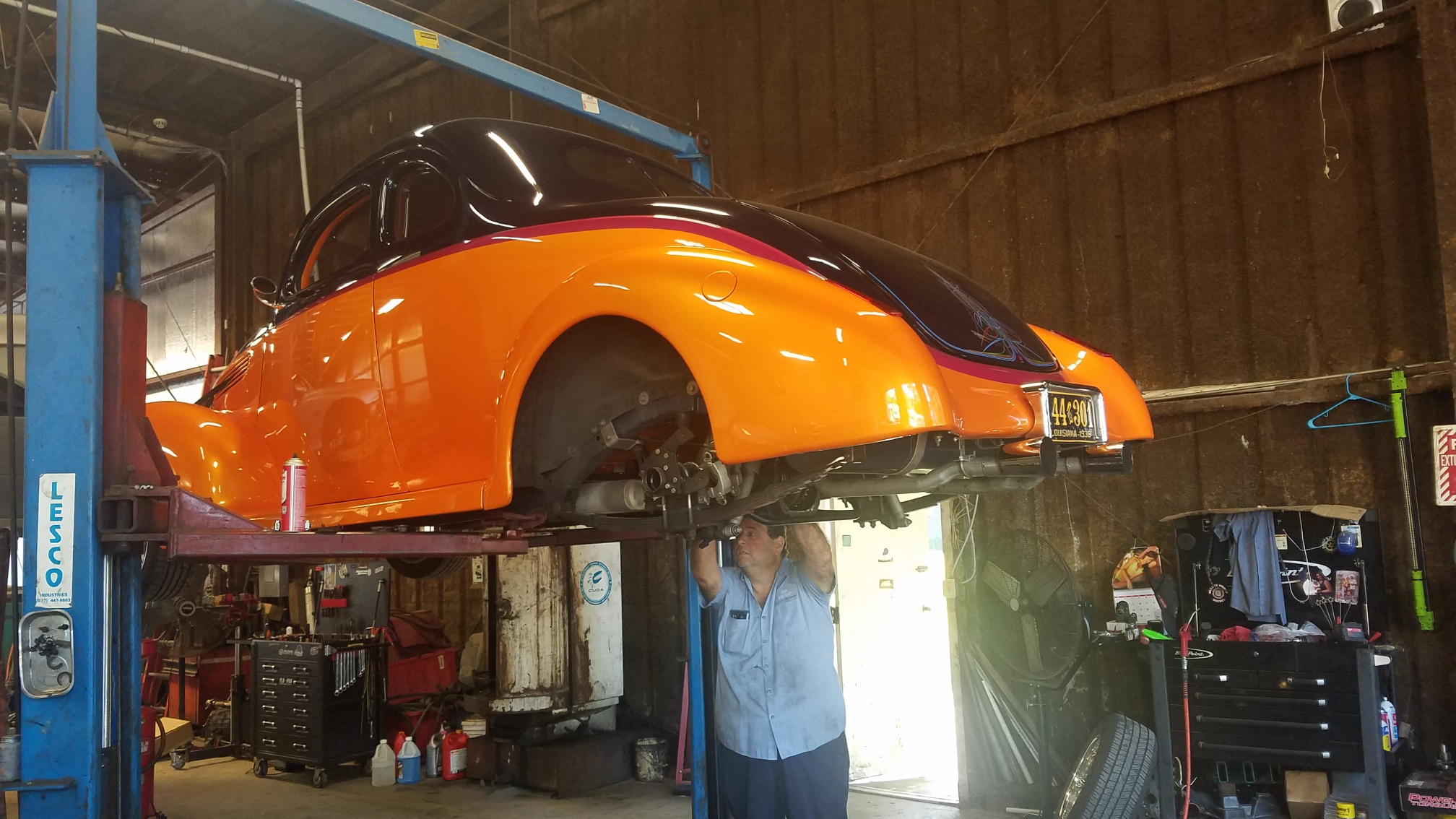 Dale's Auto Repair services classic's