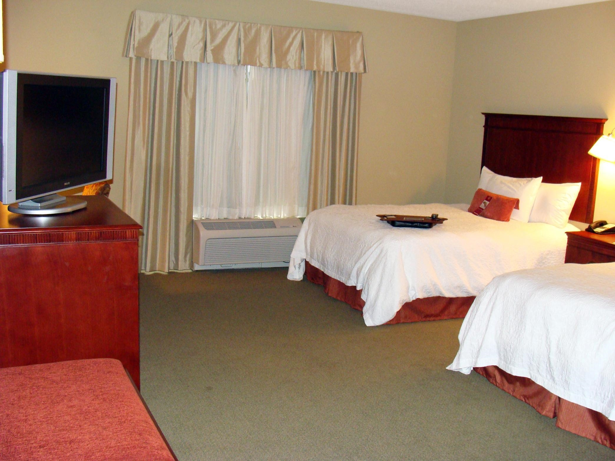 Two Queen Accessible Room