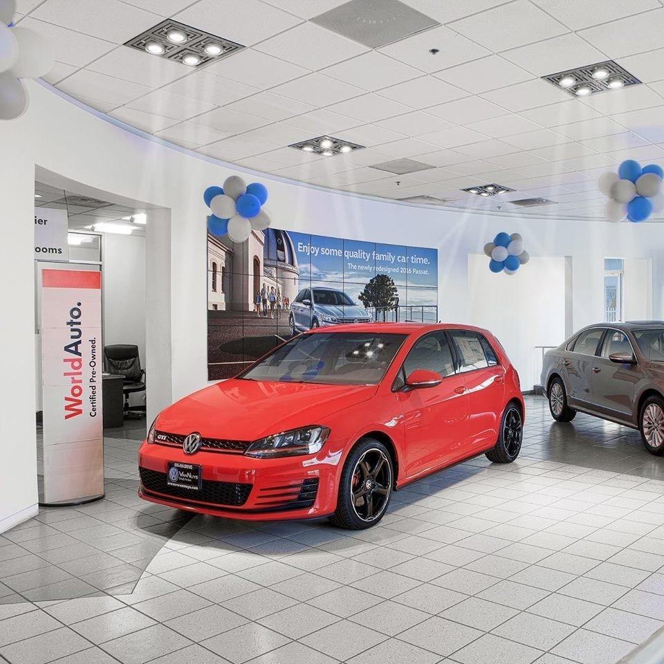 Volkswagen Of Van Nuys In Van Nuys Ca 818 785 7111