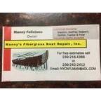 MANNY'S FIBERGLASS BOAT REPAIR image 0