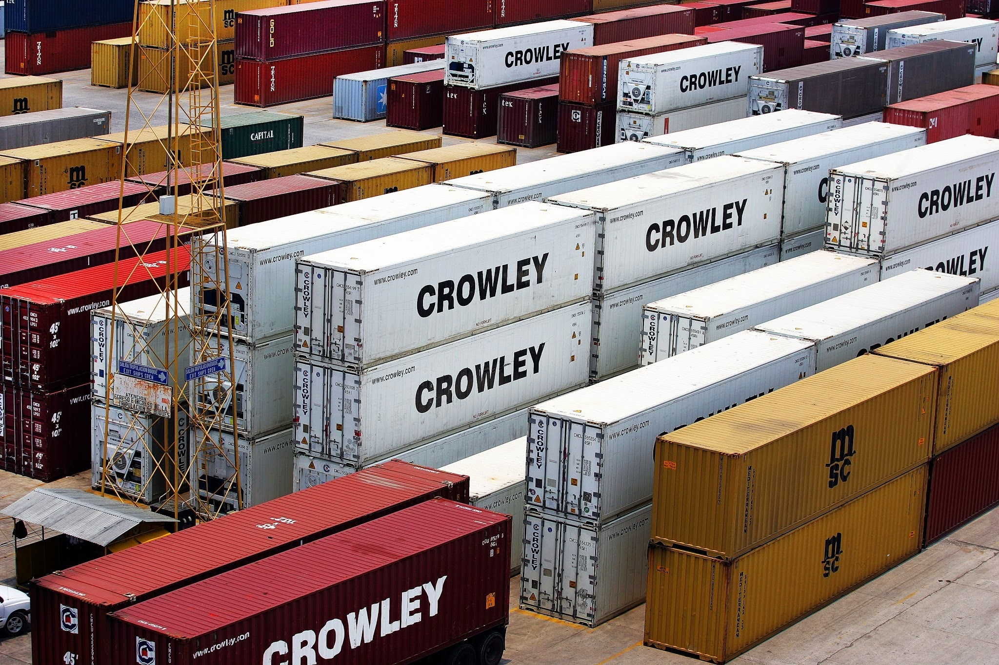 Crowley Liner & Logistics - Warehouse image 2