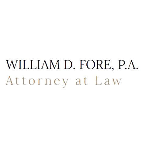 William D. Fore P.A.