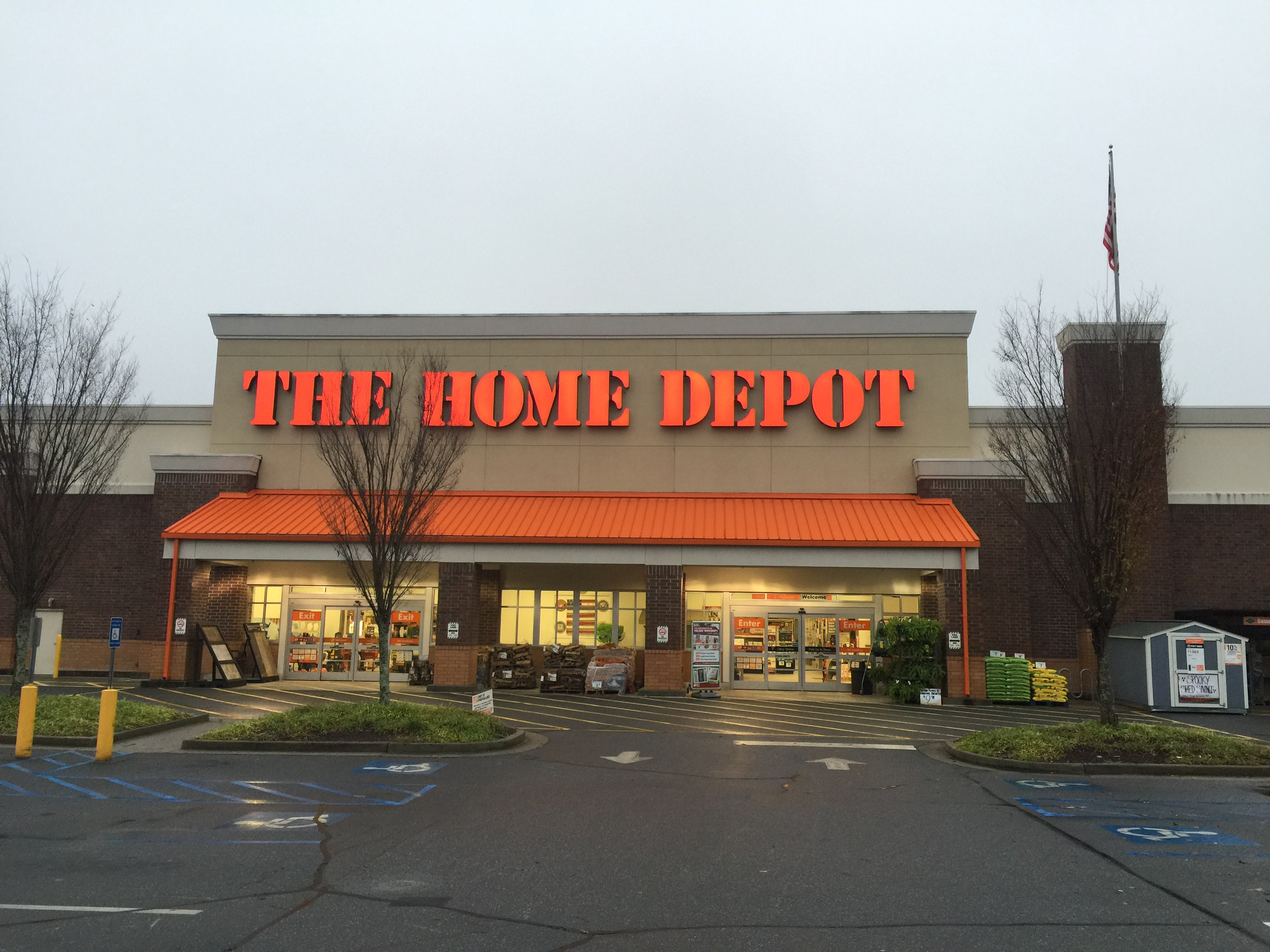 The Home Depot In Canton Ga Whitepages