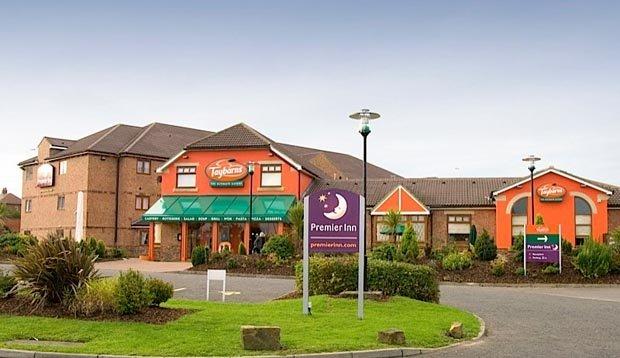 Premier Inn South Shields Port Of Tyne