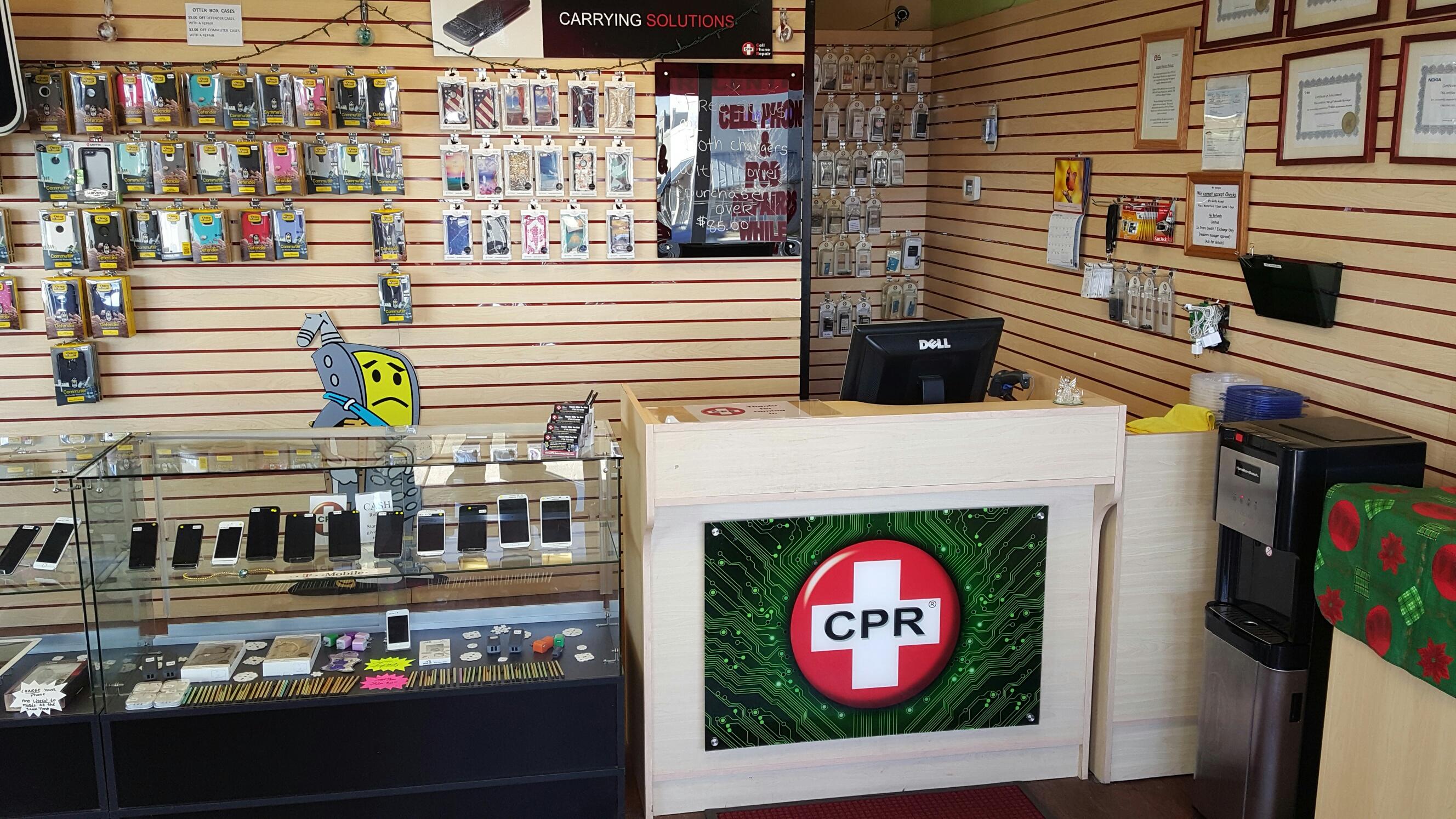CPR Cell Phone Repair Colorado Springs image 1
