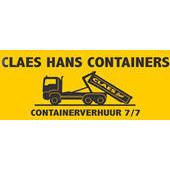 Logo Claes H. bvba - Container verhuur - Grondwerken -