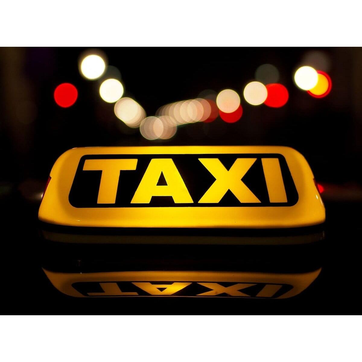 Oregon 5 Dollar Taxi