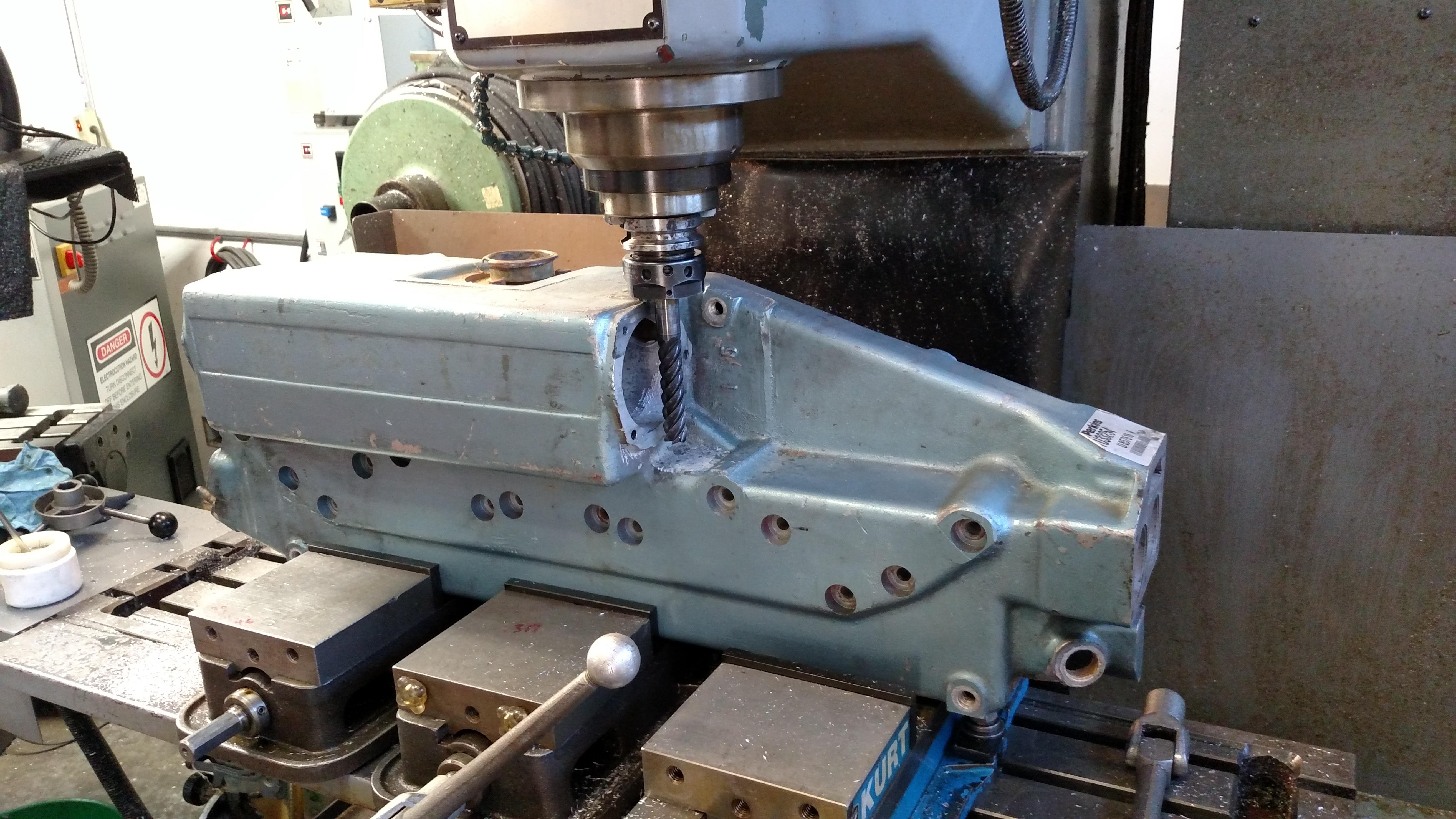 Getter Going Machine Works image 6