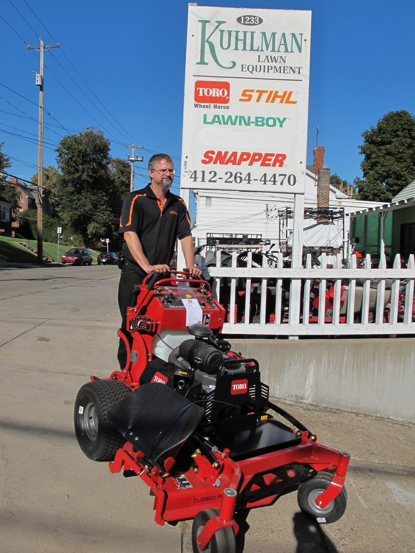 Kuhlman's Lawnmowers Sales & Service image 1