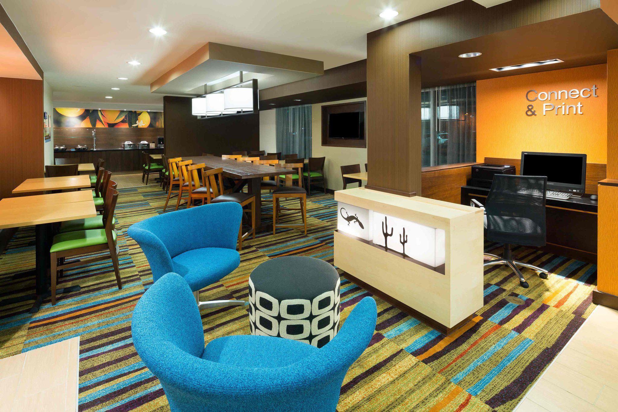 Fairfield Inn & Suites by Marriott San Antonio Airport/North Star Mall