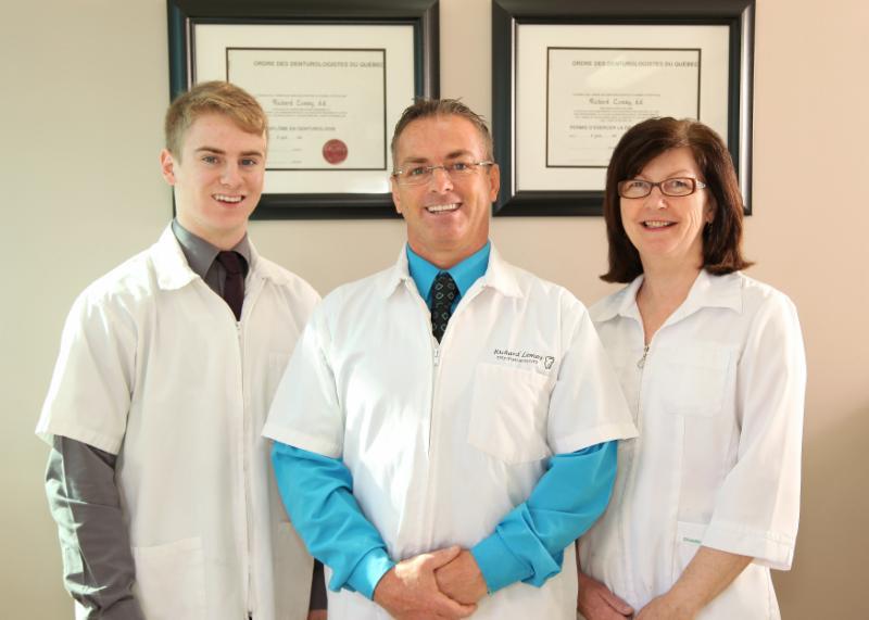 Denturologiste Richard Lemay à Rouyn-Noranda
