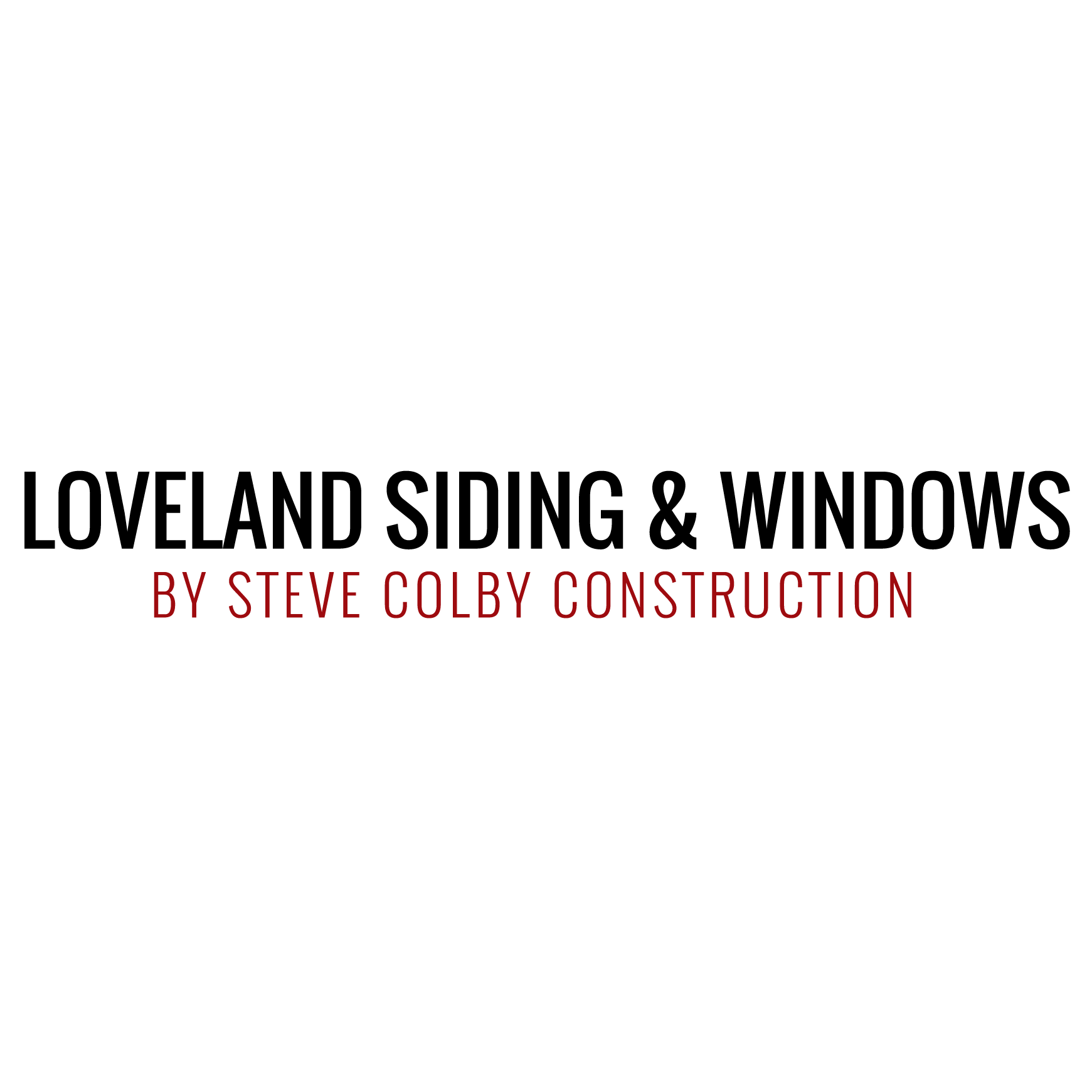 Loveland Siding & Windows By Steve Colby Construction