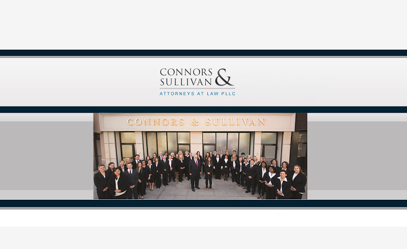 Connors and Sullivan, Attorneys at Law, PLLC image 0
