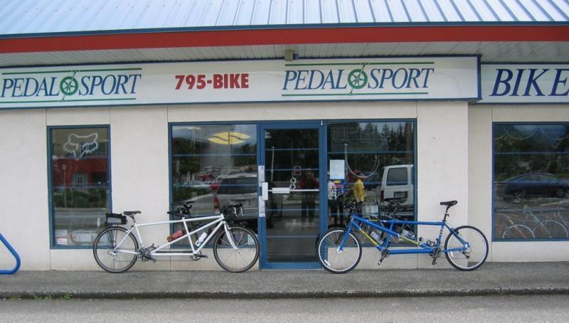 Pedalsport in Chilliwack