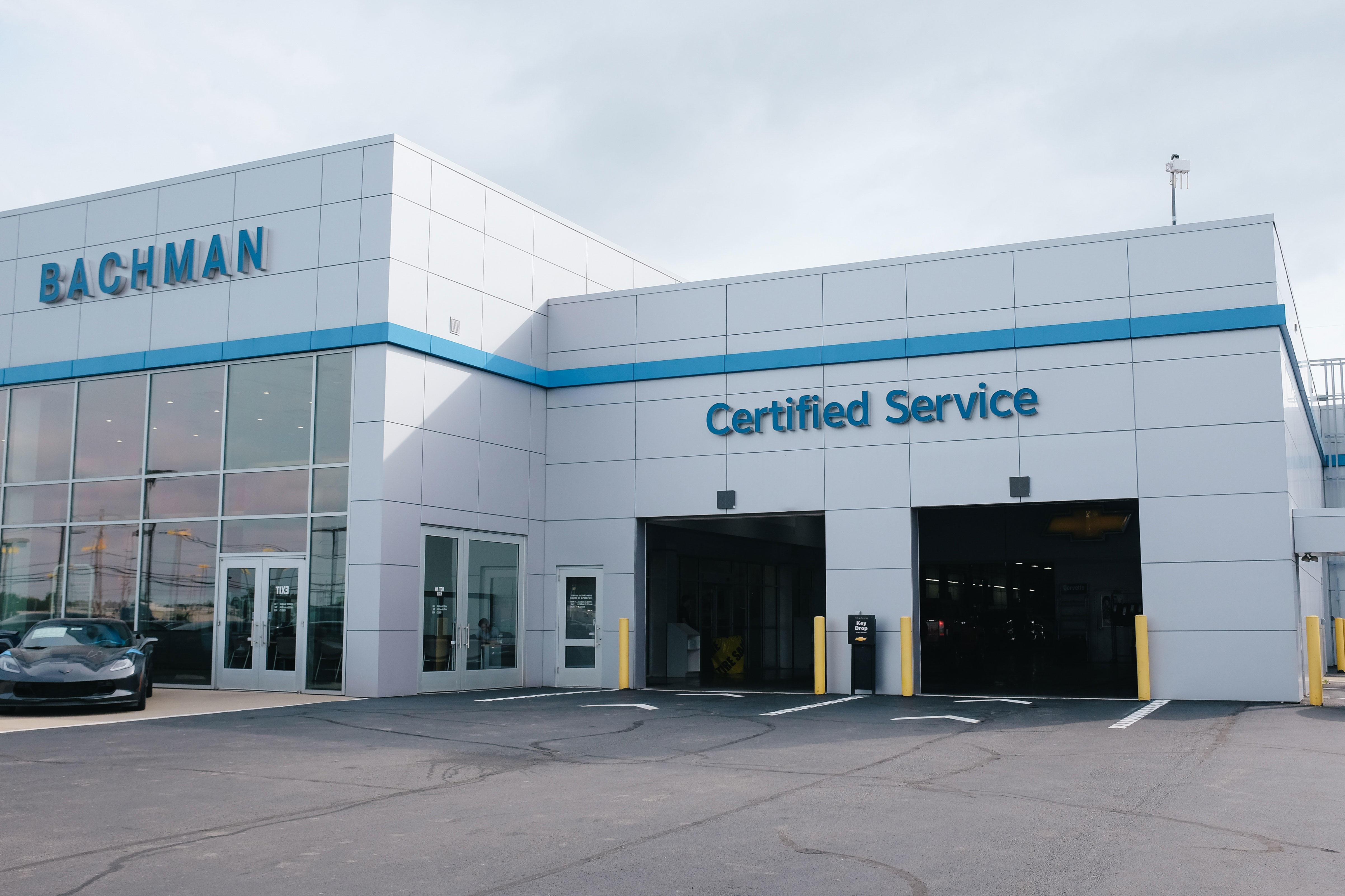 Bachman Chevrolet 9650 Bluegrass Parkway Louisville Ky Auto Dealers Mapquest